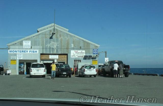 Monterey fish company