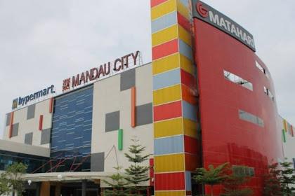 Lowongan Kerja Duri : Matahari Department Store Mandau City April 2017