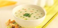 yaz sebzeleriyle hazırlanan bu çorba bol vitaminli