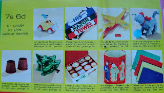 Vintage 60s Christmas Gift Guide from karen vallerius blog