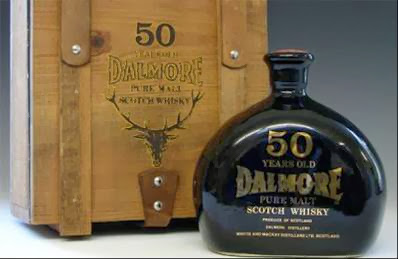 Dalmore whisky 50