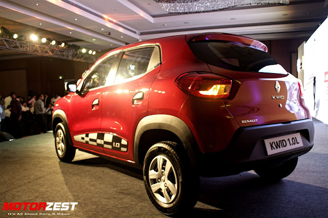 Renault Launches The Kwid With An All-New Engine