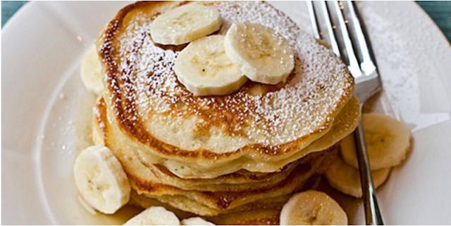 Gambar Pancake Pisang Ambon