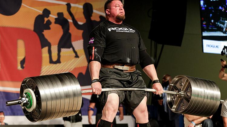 strongest man - Arnold Strongman Classic 2017