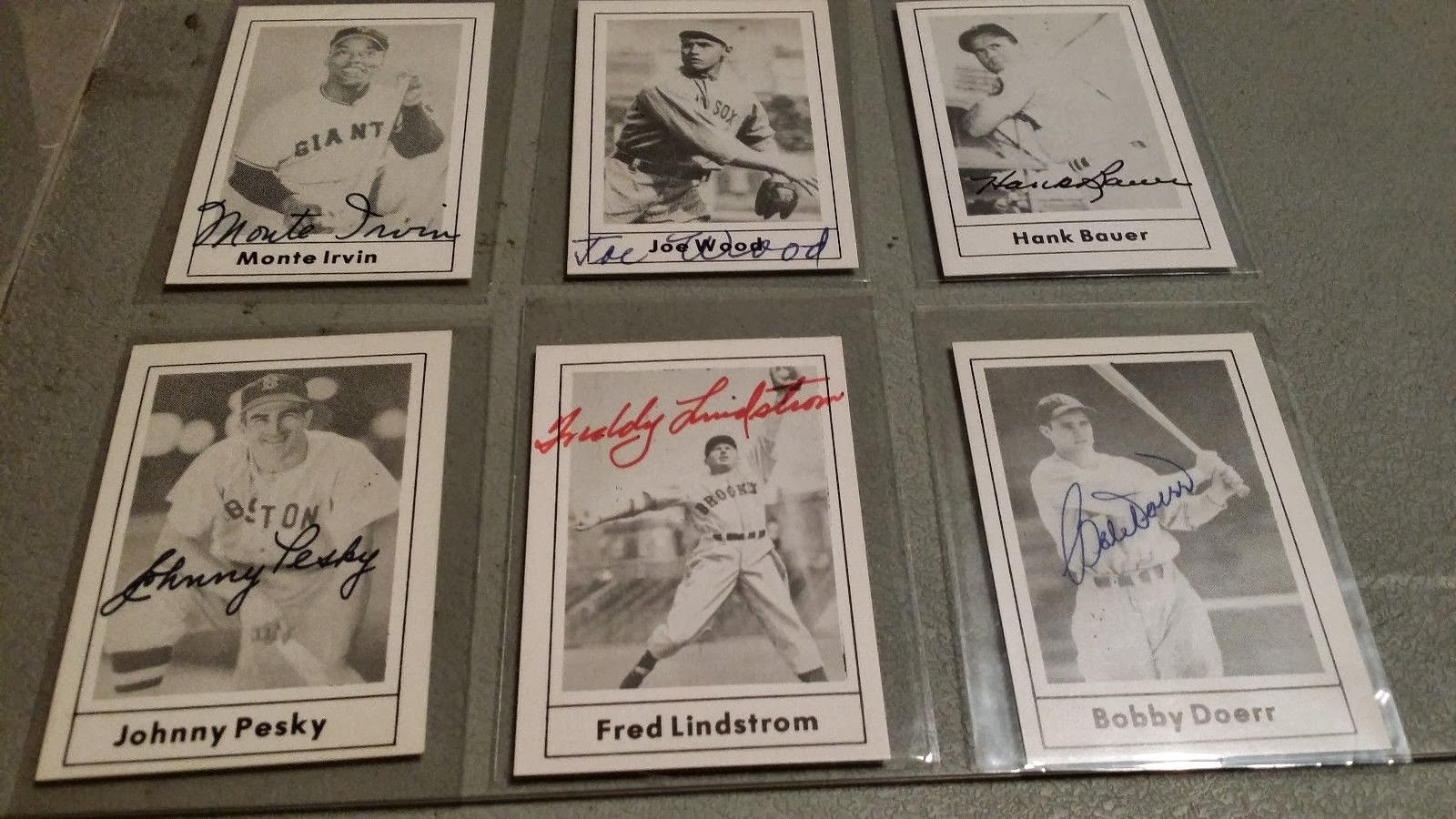 Hudsons Hideout Latest Round Of Baseball Card Auctions On Ebay