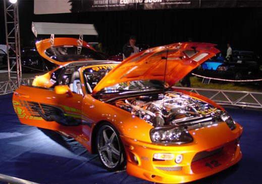 Auto Cars Toyota Supra