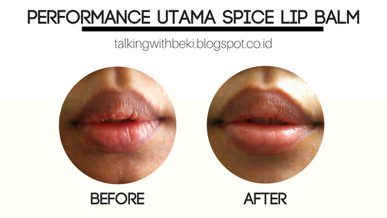 Review Utama Spice Lip Balm