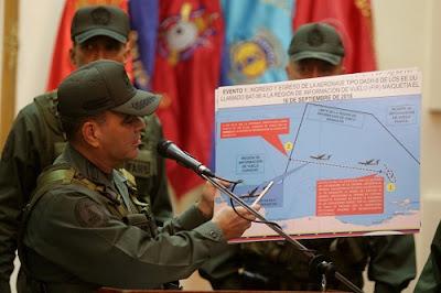 Territorio y control político en Venezuela
