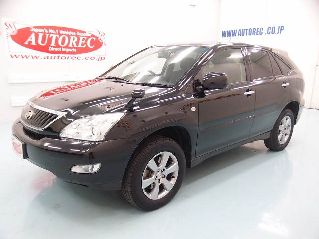 19547A2N8 2009 Toyota Harrier 240G L Package