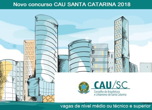 Apostila CAU SC 2018 Assistente Administrativo - Concurso CAU/SC