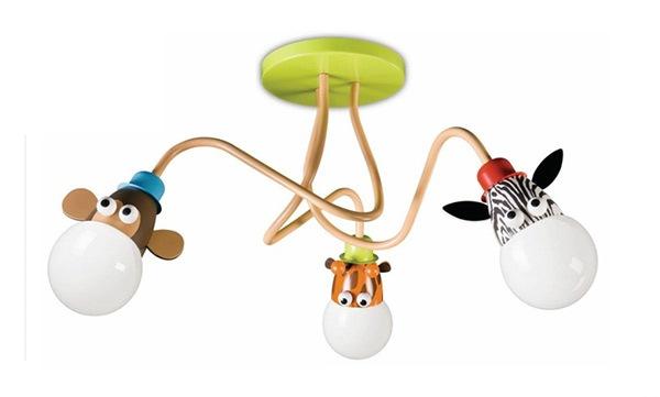 anak mereka mendapat segala hal yang terbaik Desain Lampu Imajinatif Kamar Tidur Anak