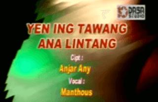 Lirik Lagu Yen Ing Tawang Ono Lintang