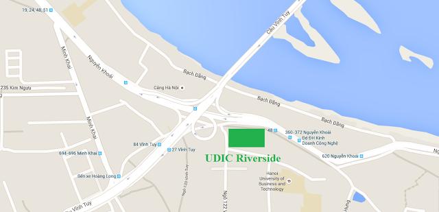 Chung Cư UDIC Riverside 122 Vĩnh Tuy