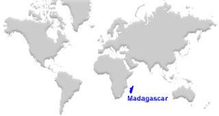 image: Madagascar Map location