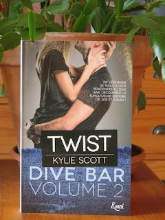 Dive bar, tome 2 : Twist de Kylie Scott