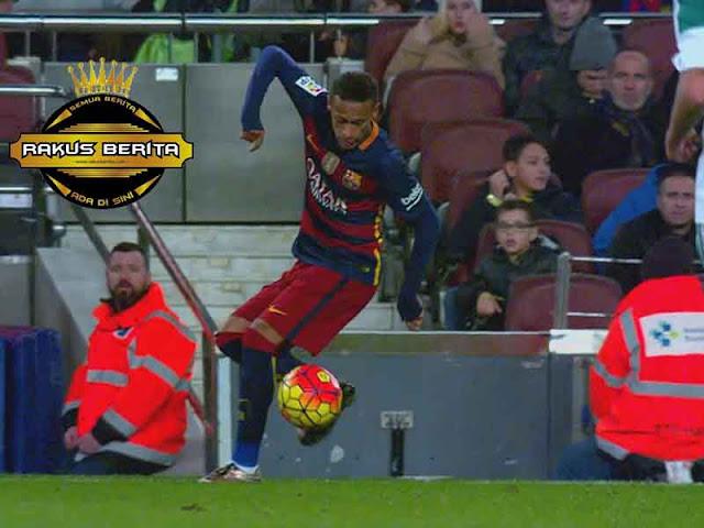 Enrique 'Skill Neymar Seperti Penari Balet'