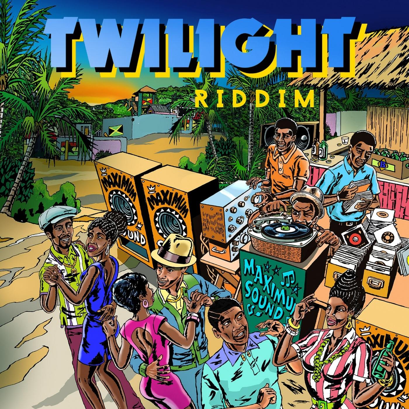 Twilight Riddim [Maximum Sound] 2018 - Rasta Reggae Sounds
