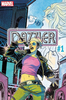 """Dazzler: X Song"" el próximo One-shot de Marvel"