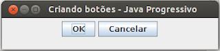 Como criar botões em aplicativos Java GUI