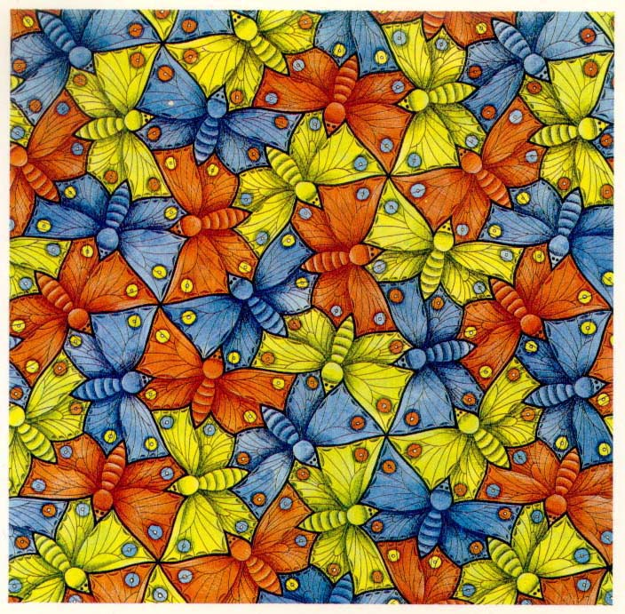 School Supplies Tessellations And Patterened Polyhedrons