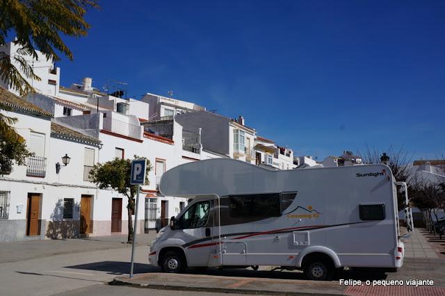 Olvera, Andaluzia, Espanha