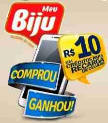 Promoção Meu Biju 2018 Como Resgatar Crédito Celular 10 Reais