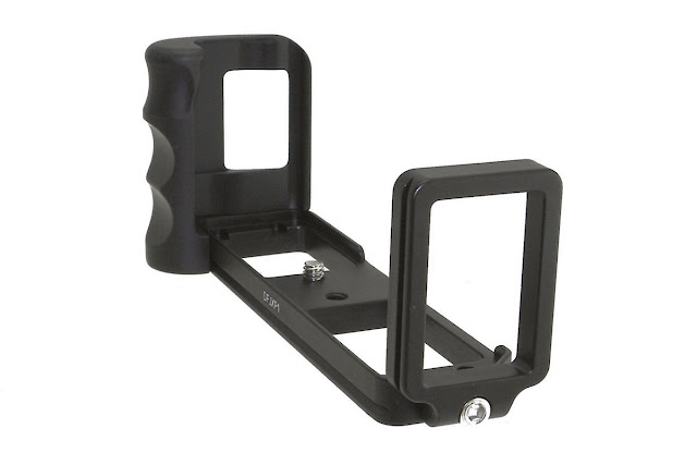 Desmond DFJXP1 Dedicated Modular L Plate w Grip for Fujifilm X-PRO1