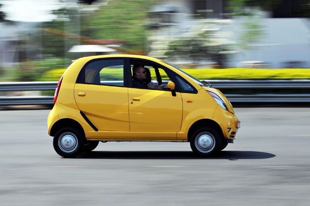 Revolutionary Low Cost Has Not Made Tata Nano A Success