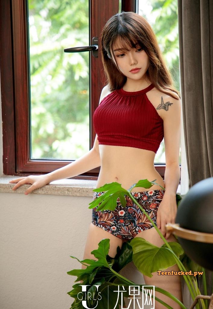 UGIRLS U403 MrCong.com 028 wm - UGIRLS U403: Người mẫu 泡芙少女 (66 ảnh)