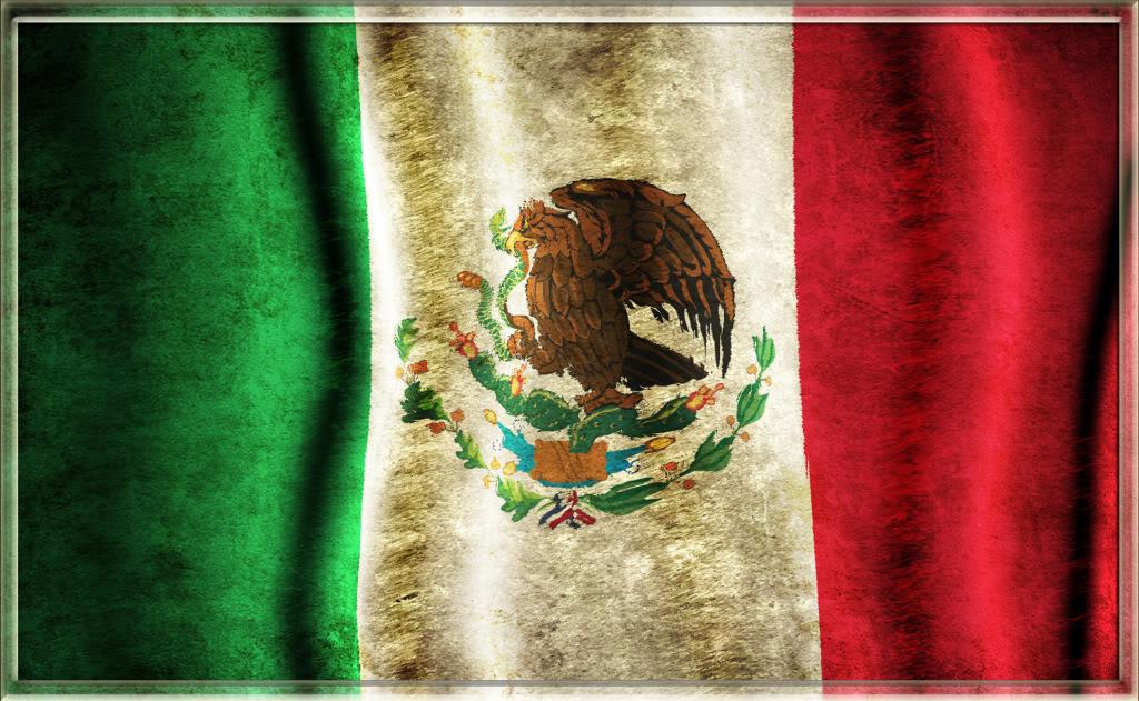 La Bandera De Mexico Chidas