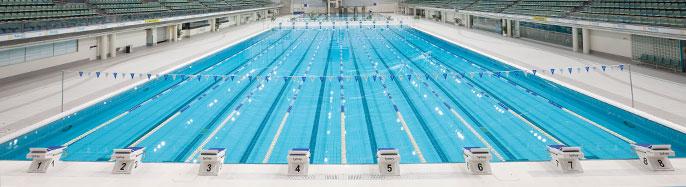Away We Go Rumo A Austr Lia Aquatic Centre Olympic Park