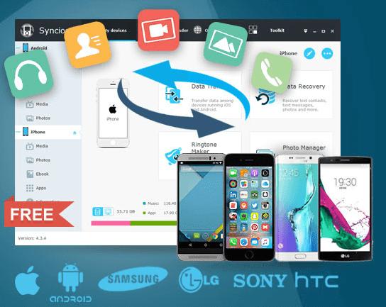 Δωρεάν πρόγραμμα για τη διαχείριση των Android και iOS συσκευών σας