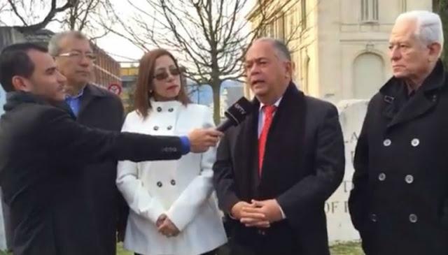 Unión Interparlamentaria negó entrada a delegación de Constituyente venezolana