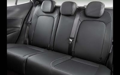 Fiat Argo Rear seat image