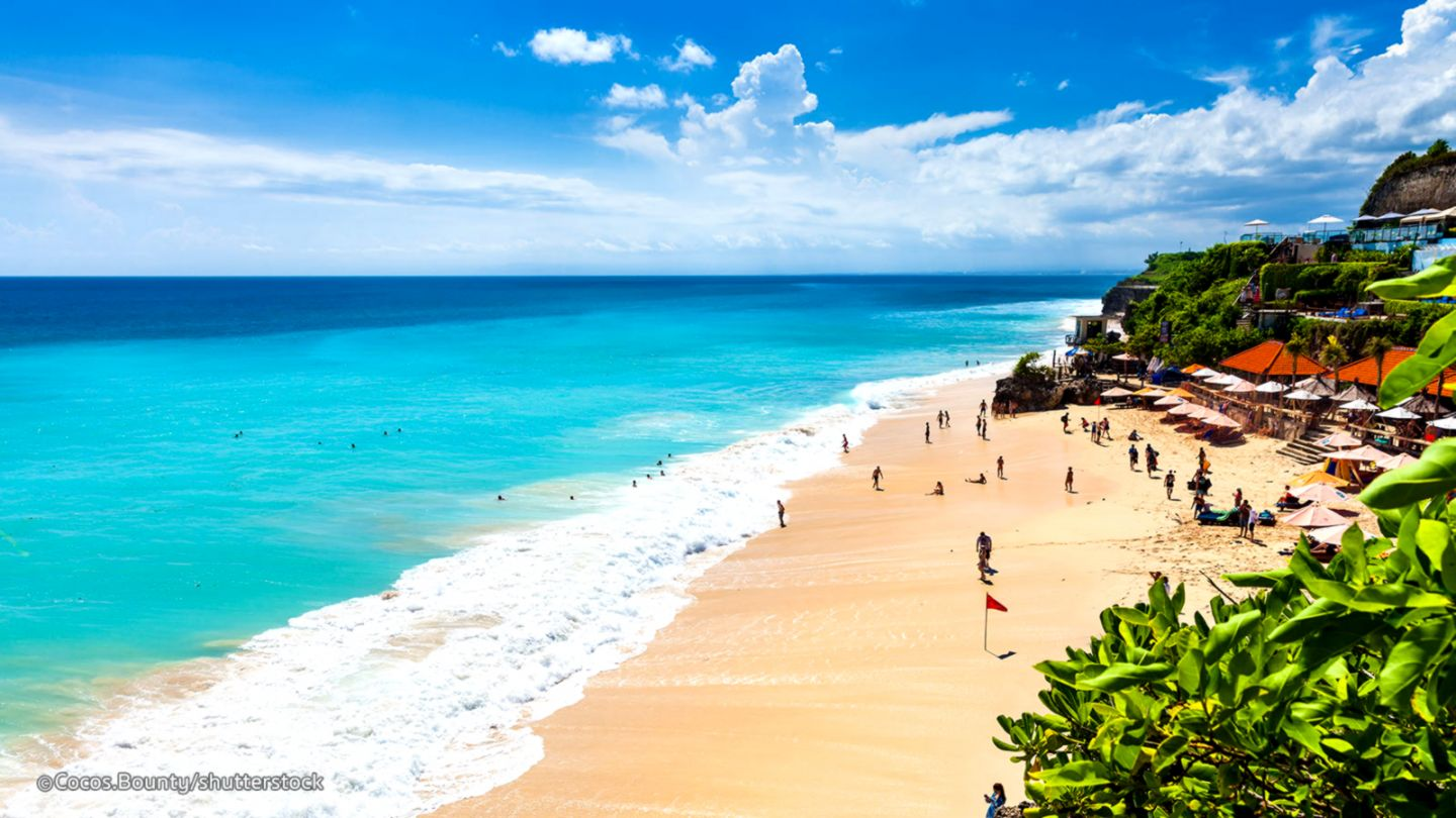 Bali Beach Indonesia Travel Wallpaper Wallpapers Image