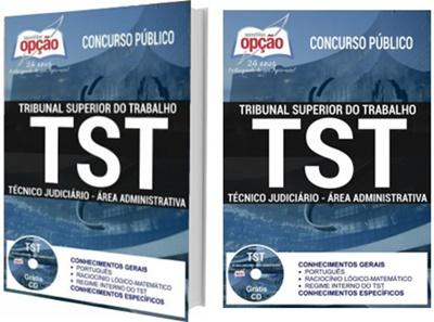 Concurso TST 2017