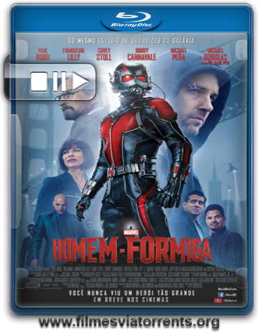 Homem-Formiga (Ant-Man) Torrent – BluRay 1080p Legendado (2015)