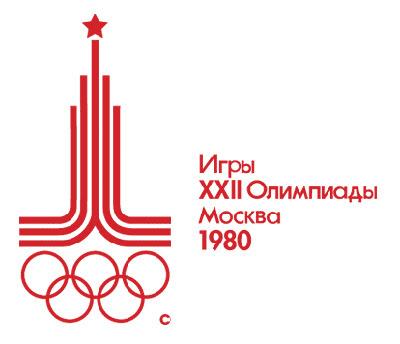 logo JO Moscou 1980