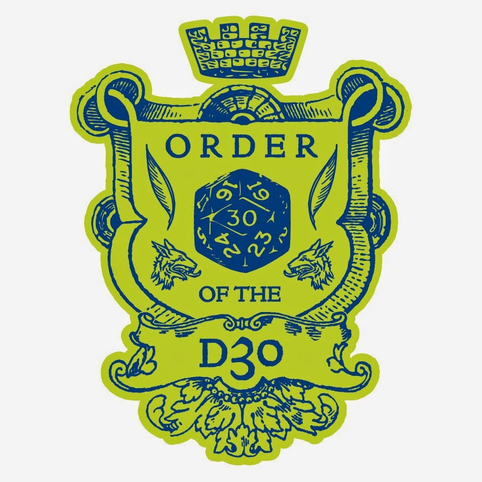 The Order of the d30