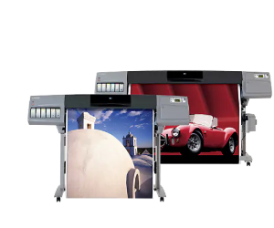 HP Designjet 5500 (UV)  Drivers Printer Series Download