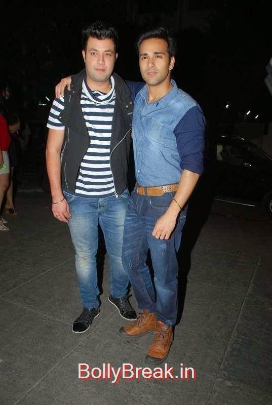 Varun Sharma and Pulkit Samrat, Richa Chadda's Birthday Party Hot Images
