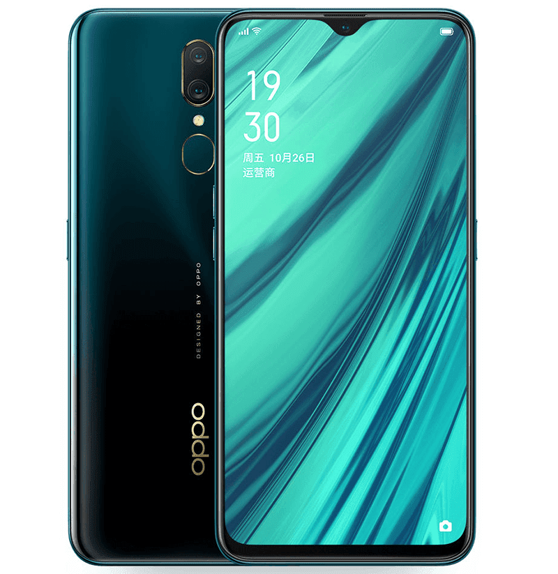 OPPO A9 with 90.7 percent screen-to-body ratio and P70 goes official