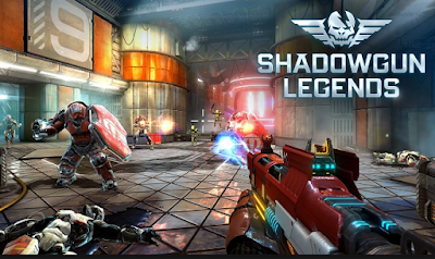 Download Shadowgun Legends Mod Apk Data