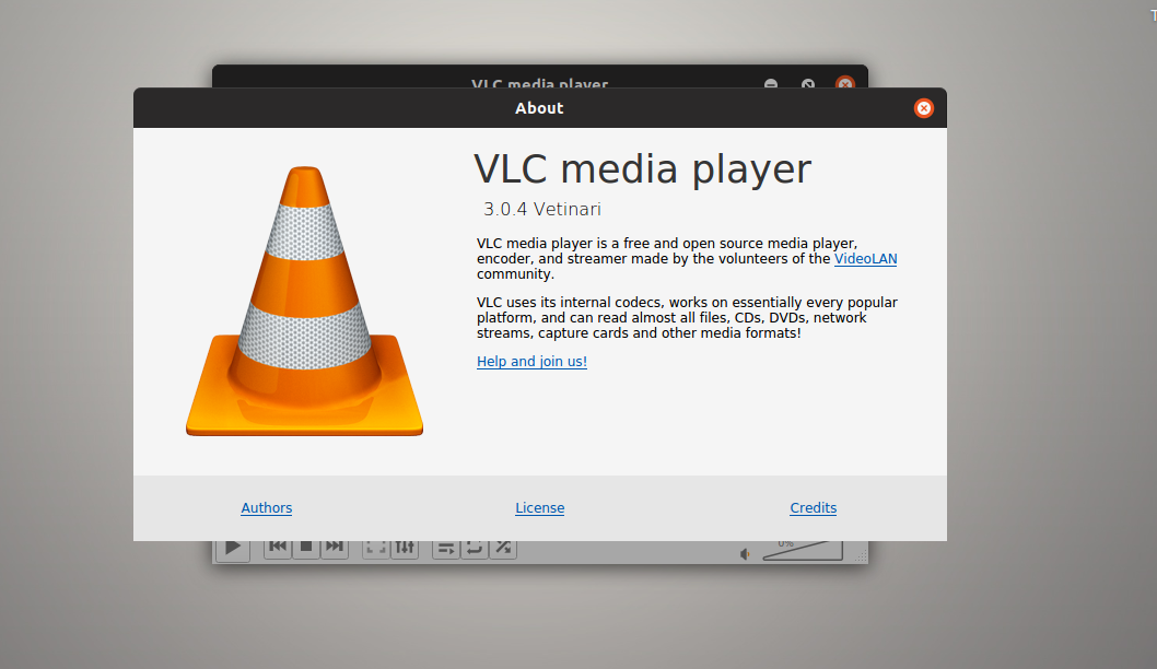 Install VLC 3 0 4 on Ubuntu 18 04 / Linux Mint (Latest Version