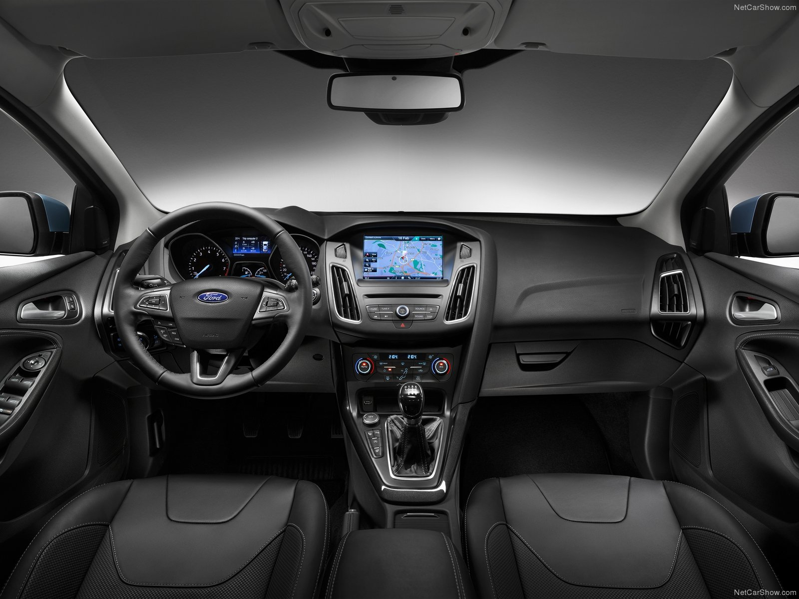 Ford Focus 2015 Interior-Best Selling Cars