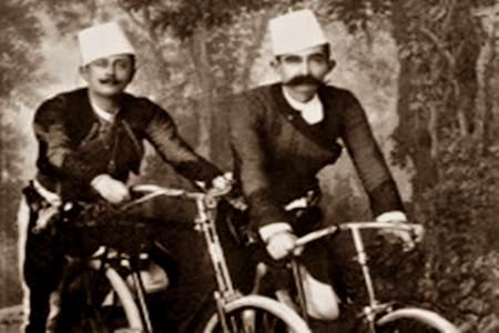 shkodra dhe bicikletat e para 1907