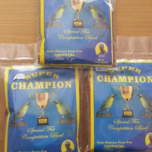 voer champion - vitamin pleci