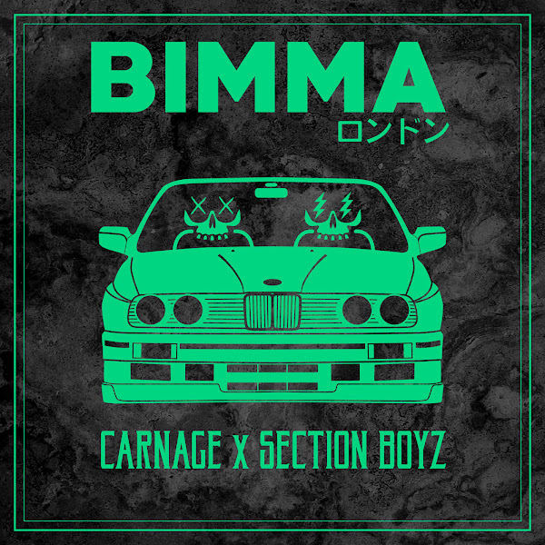 Carnage & Section Boyz - Bimma - Single  Cover
