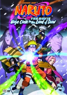 Naruto The Movie 1 : Ninja Clash in the Land Of Snow
