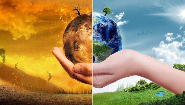 16 Dampak Pemanasan Global Terhadap Kehidupan Manusia dan Lingkungan